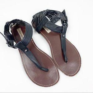 Steve Madden P-Rosi Size 9.5 Sandals